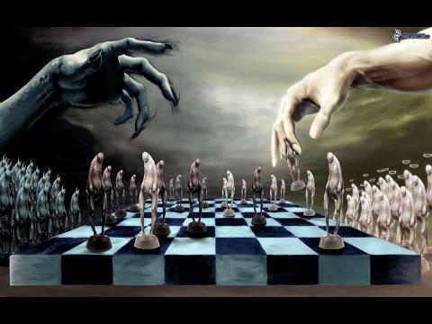 Dusze -świadomości Które Wyszły Z Mroku I Dusze Od światła ,wydarzenia Na świecie ,