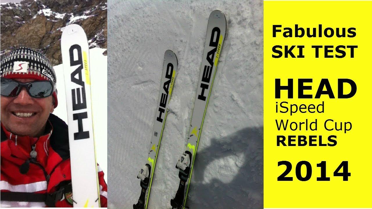 Head Racing Skis Fabulous Ski Test Head Ispeed
