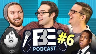 FBE PODCAST | THE END of Emo Dad & Spoilers?!, Starting FBE/React, & Jay-Z Comments (Ep #6)