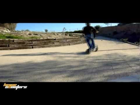 koloběžka HeipeScooters 1000W - Elektrická moto koloběžka ...