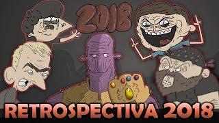 ♫ RETROSPECTIVA ANIMADA 2018 - Projeto Corneta