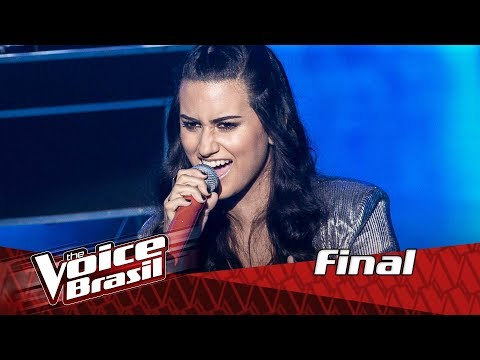 Day canta ?Meu Lugar? na Final ? ?The Voice Brasil? | 6ª Temporada