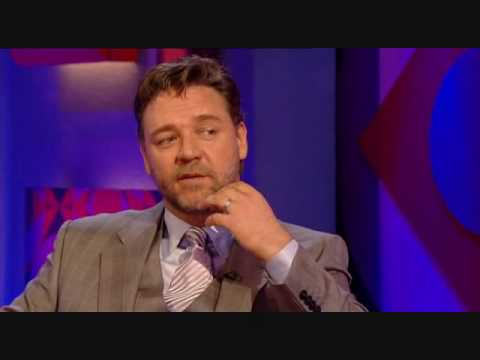 (HQ) Russell Crowe on Jonathan Ross 2010.04.30 (Part 1)