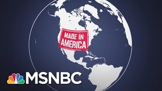 How Donald Trump Talk Could Impact US Business | Morning Joe | MSNBC