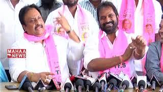 Political Heat In Mahabubnagar District: Political Gusa Gusa