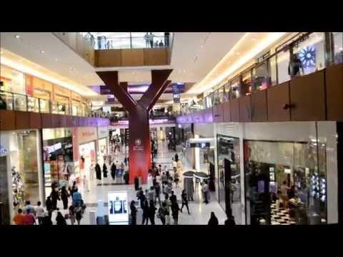 Inside worlds biggest mall - The Dubai Mall