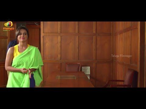 Sana Khan working out at a gym - Gajjala Gurram Movie Scenes