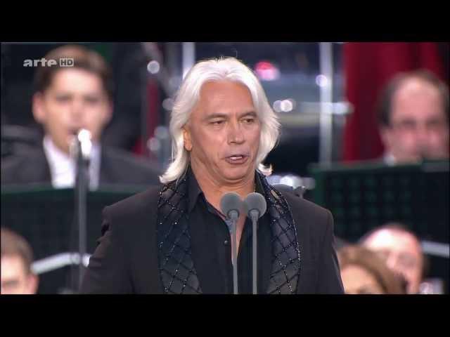 Dmitri Hvorostovsky - Puccini - Tosca - Moscou - 2013