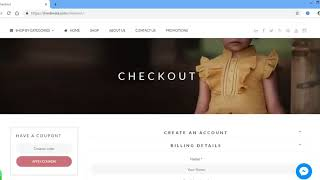 How to Order Online | Chindiwala - Online Kids Replica Clothing Store in Pakistan