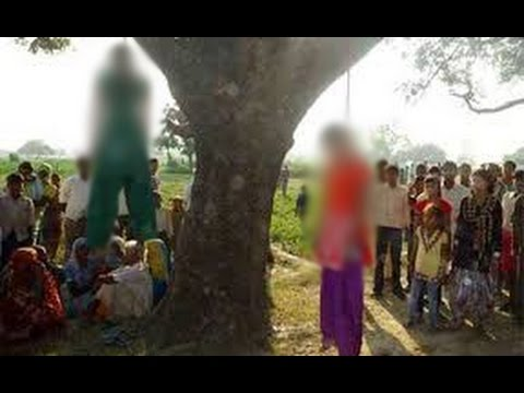 Girls 'raped' and hanged: Plans dropped to file charges against suspects in India