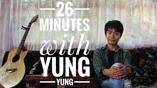 INTERACTION WITH YUNG YUNG AKA FIRST KISS SINGER Ft. Solom Vlogs// Hon Hung// Thot BIGbrain