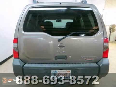 2004 Nissan XTERRA #A41220 in Oklahoma-City OK Norman OK - SOLD