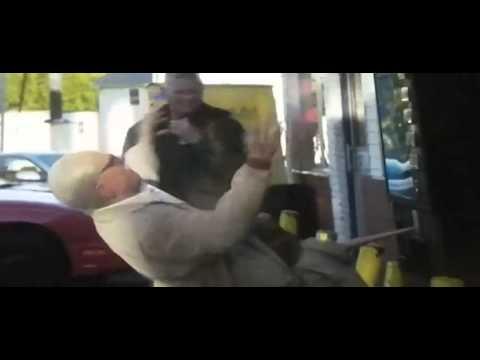 Bad Grandpa Vending Machine Scene
