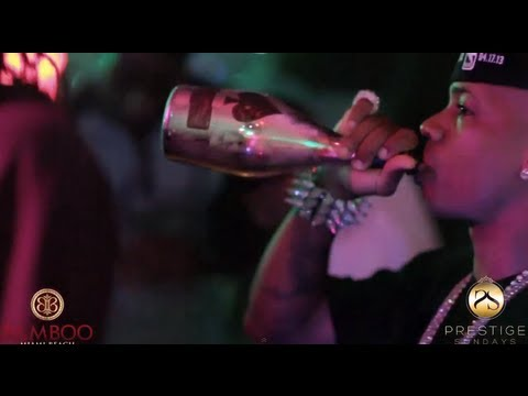 Plies brings the Hood to South Beach - Miami Memorial Weekend 2013 [Label Submitted]