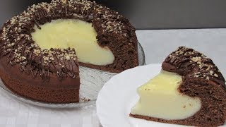 """Я Влюбилась в этот Пирог! Божественный Пирог """"ВУЛКАН"""", а может даже ТОРТ. Pie """"Volcano"""""""