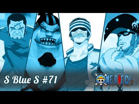 S Blue S #71 - A Guerra entre Yonkous!