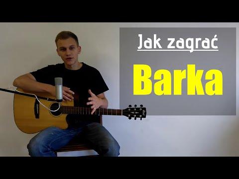#57 Jak Zagrać Barka Na Gitarze - JakZagrac.pl
