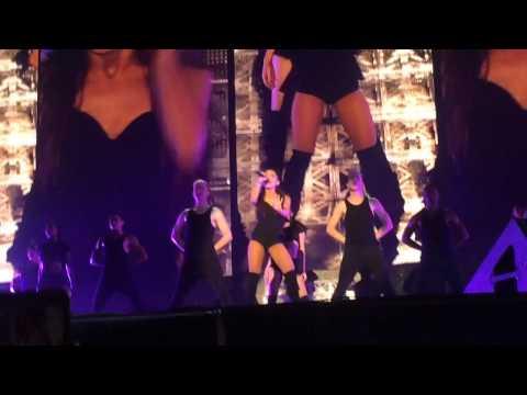 Ariana Grande Every Woman/Vogue pt 2 Hershey PA 7/26/15
