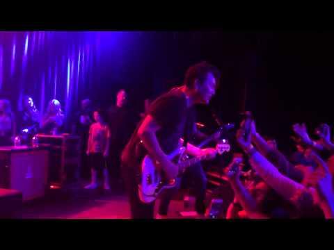 Dumpweed blink 182 with Matt Skiba Live at The Roxy