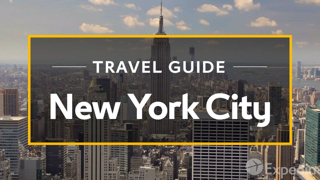 new york city vacation travel guide expedia youtube. Black Bedroom Furniture Sets. Home Design Ideas