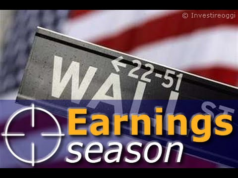 All About Earnings Season - 1st Quarter 2015