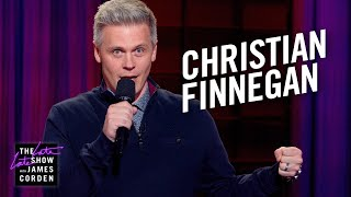 Christian Finnegan Stand-up