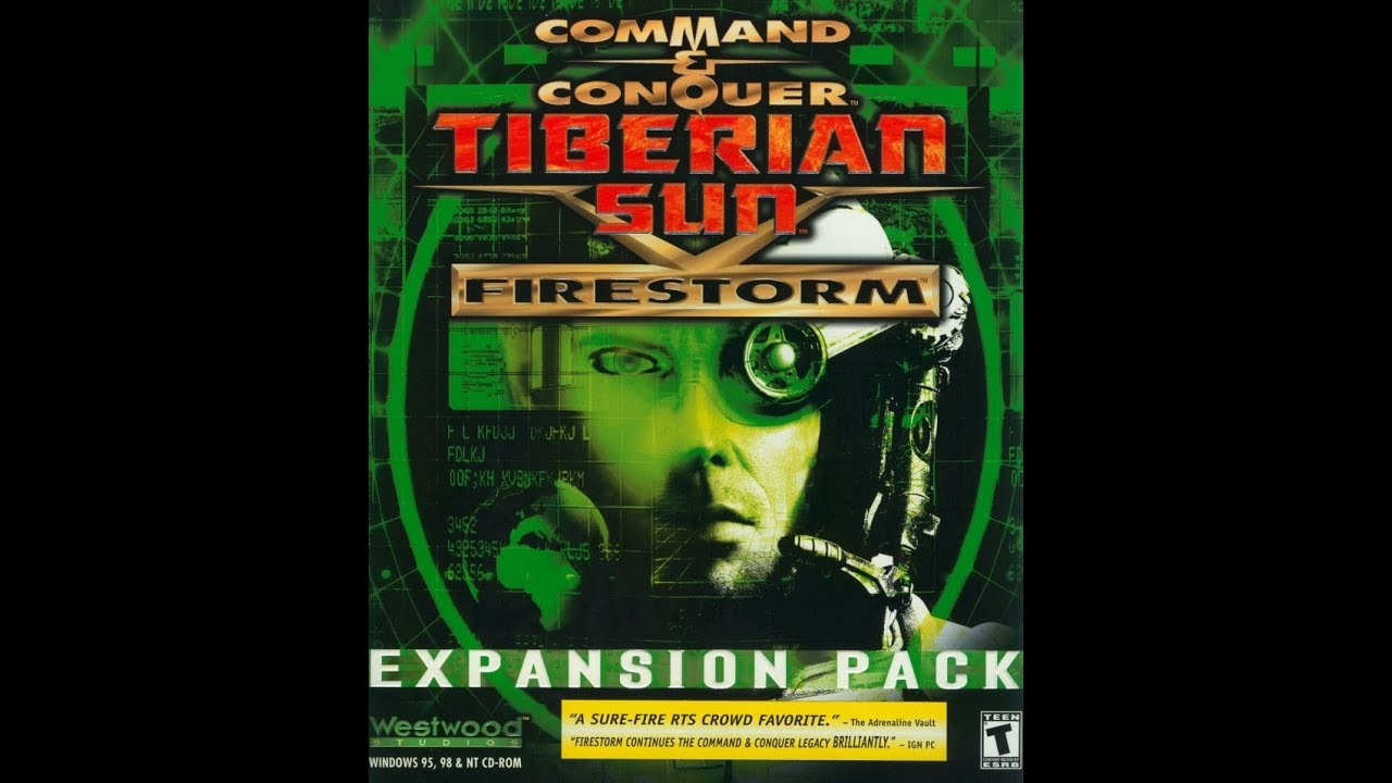 C&c Tiberian Sun Tiberian Sun Firestorm