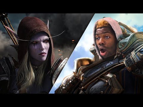 World of Warcraft: Battle for Azeroth Cinematic Trailer | Reaction