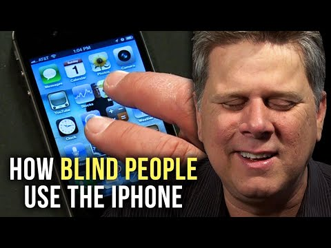 How Blind People Use Facebook on the iPhone 4S Music Videos