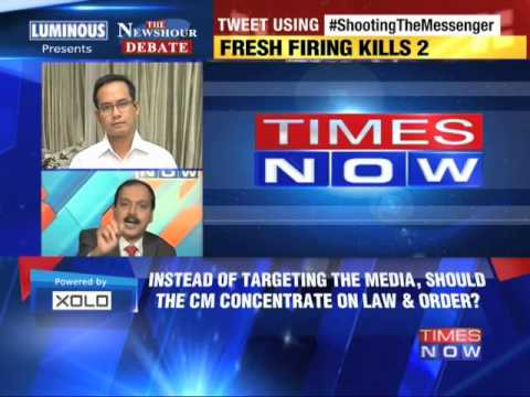 The Newshour Debate: Shooting The Messenger - Part 2 (20th August 2014)