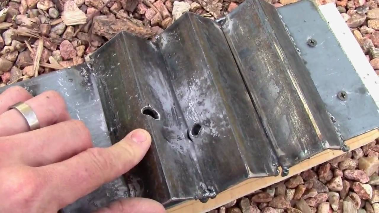 Steel Bunker Door Ballistics Testing Ar15 Youtube