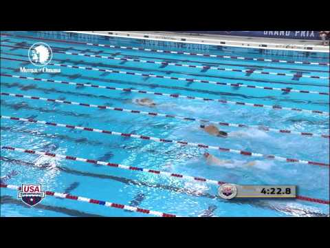 Men's 800m Freestyle Heat 1
