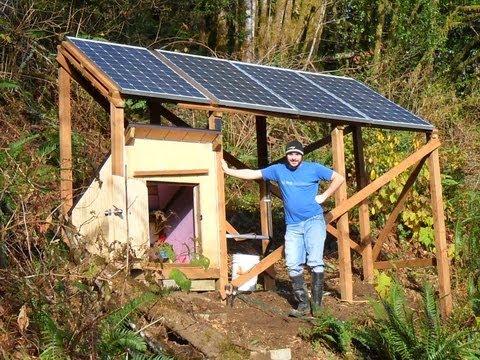 1000watt solar power station