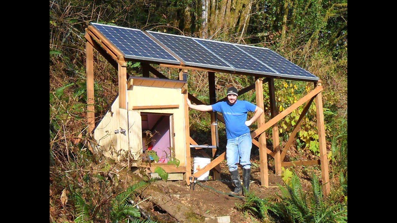 1000watt Solar Power Station Youtube
