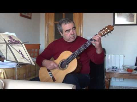 Bartolome Calatayud - Habenera