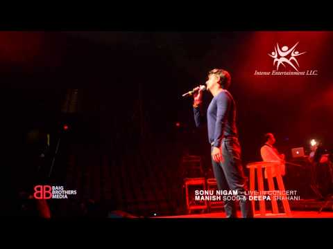 abhi Mujh Mein Kahin - Agneepath - Sonu Nigam - Live In Concert video