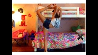 rather be dance cover || R DNCR