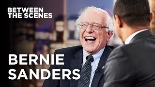 Between the Scenes - Guest Edition: Bernie Sanders | The Daily Show