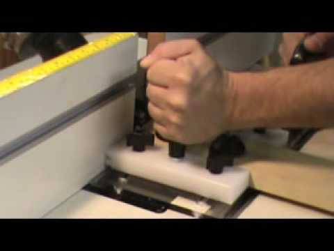 Mlcs Woodworking Mortising Table Demo How To Save Money