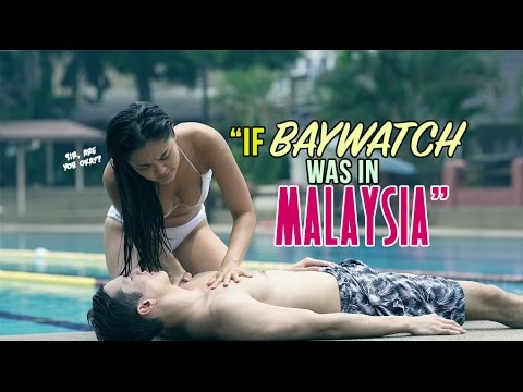 If Baywatch Was In Malaysia