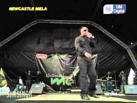 Gora Gora Rang - Imran Khan (Newcastle Mela 2008)