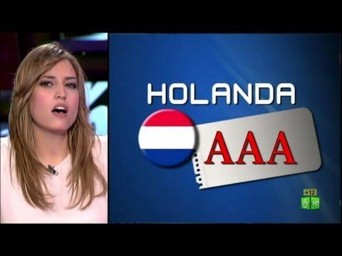 El Intermedio: Standard & Poor's pone un Aaaah Aaaah Aaaah a Holanda thumbnail