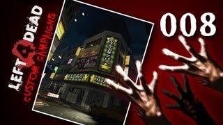 Left 4 Dead Custom Campaigns #008 - Japanisches Zombie-Dorf [deutsch] [720p]