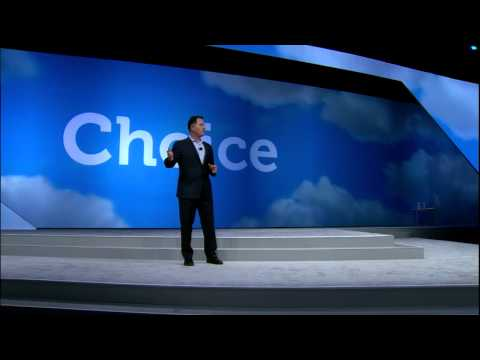Dell World 2014: Opening Keynote - The power and promise of the data economy