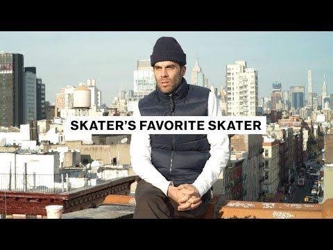 Skater's Favorite Skater   Steve Brandi