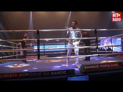 Reportage Morocco Atlas Lions Boxing au World Series Boxing avec HIT RADIO