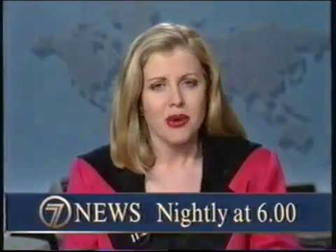 Seven Nightly News Melbourne Update (1993) [HSV]