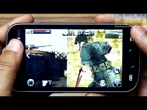 Samsung Galaxy S Duos 2 S7582 Gaming Review HD