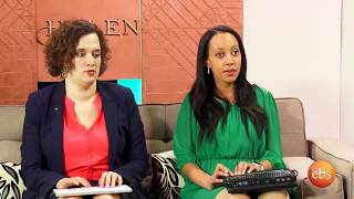 Helen Show -  Interview with Haben Girma