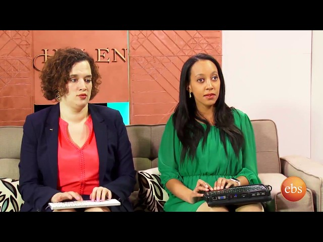 Helen Show -  Haben Girma- The incredible Global Inclusion Leader